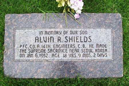 SHIELDS (VETERAN KOR KIA), ALVIN R - Benton County, Arkansas | ALVIN R SHIELDS (VETERAN KOR KIA) - Arkansas Gravestone Photos