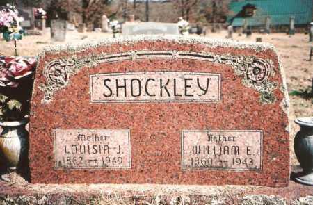 CARRIGER SHOCKLEY, LOUISIA JANE - Benton County, Arkansas | LOUISIA JANE CARRIGER SHOCKLEY - Arkansas Gravestone Photos
