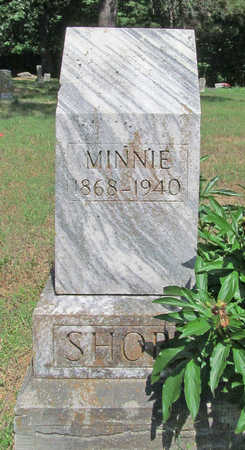 SHORT, MINNIE - Benton County, Arkansas | MINNIE SHORT - Arkansas Gravestone Photos