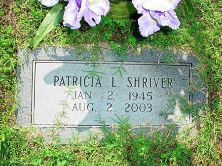 SHRIVER, PATRICIA L. - Benton County, Arkansas   PATRICIA L. SHRIVER - Arkansas Gravestone Photos