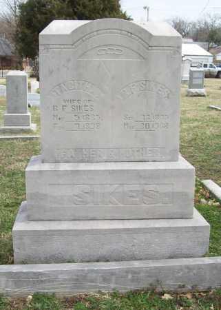 SIKES, TABITHA - Benton County, Arkansas | TABITHA SIKES - Arkansas Gravestone Photos
