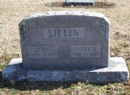 SILLIN, EDDIE B. - Benton County, Arkansas | EDDIE B. SILLIN - Arkansas Gravestone Photos
