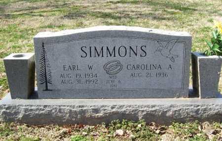 SIMMONS, EARL W. III - Benton County, Arkansas | EARL W. III SIMMONS - Arkansas Gravestone Photos