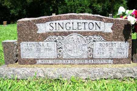 SINGLETON, ROBERT L. - Benton County, Arkansas | ROBERT L. SINGLETON - Arkansas Gravestone Photos
