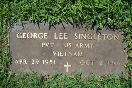 SINGLETON (VETERAN VIET), GEORGE LEE - Benton County, Arkansas | GEORGE LEE SINGLETON (VETERAN VIET) - Arkansas Gravestone Photos