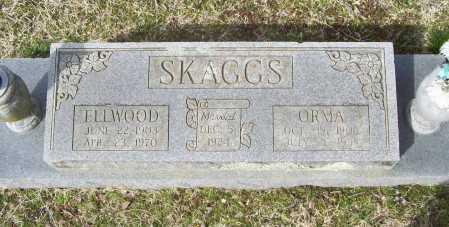 SKAGGS, ELLWOOD - Benton County, Arkansas | ELLWOOD SKAGGS - Arkansas Gravestone Photos