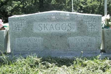 SKAGGS, VIOLA M. - Benton County, Arkansas | VIOLA M. SKAGGS - Arkansas Gravestone Photos