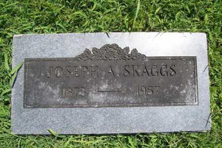 SKAGGS, JOSEPH A. - Benton County, Arkansas | JOSEPH A. SKAGGS - Arkansas Gravestone Photos