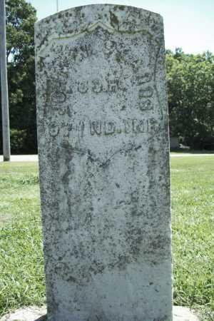 SKAGGS (VETERAN UNION), JOHN W. - Benton County, Arkansas | JOHN W. SKAGGS (VETERAN UNION) - Arkansas Gravestone Photos