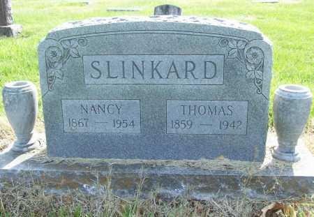 SLINKARD, NANCY - Benton County, Arkansas   NANCY SLINKARD - Arkansas Gravestone Photos
