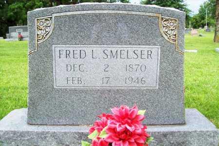 SMELSER, FRED L. - Benton County, Arkansas | FRED L. SMELSER - Arkansas Gravestone Photos