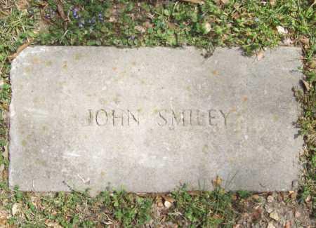 SMILEY, JOHN - Benton County, Arkansas | JOHN SMILEY - Arkansas Gravestone Photos