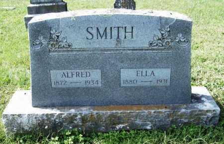 SMITH, ELLA - Benton County, Arkansas | ELLA SMITH - Arkansas Gravestone Photos