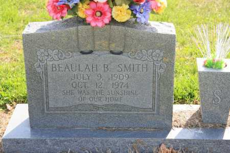 JOHNSON SMITH, BEAULAH BIRTHA - Benton County, Arkansas | BEAULAH BIRTHA JOHNSON SMITH - Arkansas Gravestone Photos