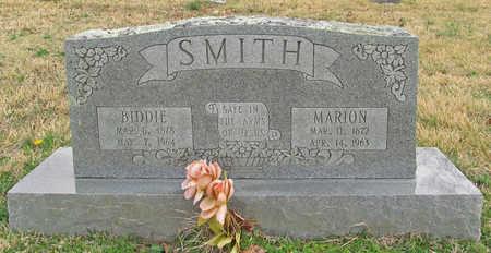 SMITH, MARION - Benton County, Arkansas | MARION SMITH - Arkansas Gravestone Photos