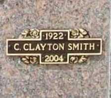 SMITH (VETERAN WWII), CHARLES CLAYTON - Benton County, Arkansas | CHARLES CLAYTON SMITH (VETERAN WWII) - Arkansas Gravestone Photos