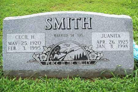 SMITH, CECIL H. - Benton County, Arkansas | CECIL H. SMITH - Arkansas Gravestone Photos