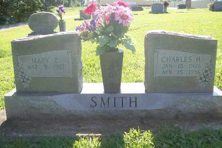 SMITH (VETERAN WWII), CHARLES HOUSTON - Benton County, Arkansas | CHARLES HOUSTON SMITH (VETERAN WWII) - Arkansas Gravestone Photos