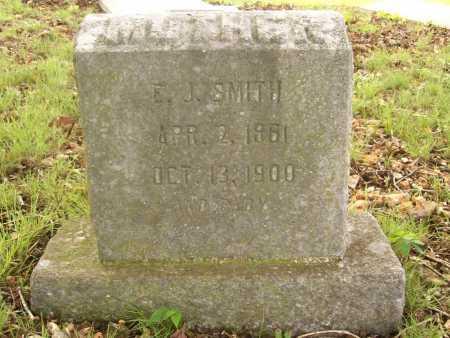 SMITH, E. J. - Benton County, Arkansas   E. J. SMITH - Arkansas Gravestone Photos