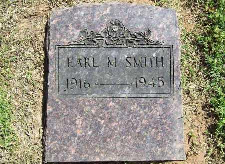 Smith Earl M Benton County Arkansas Earl M Smith Arkansas