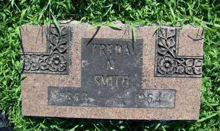 SMITH, FREDA M. - Benton County, Arkansas | FREDA M. SMITH - Arkansas Gravestone Photos