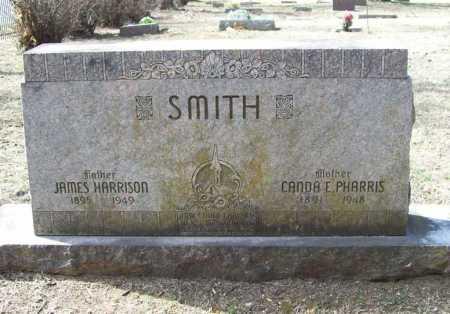 "PHARRIS SMITH, EMMA JANE ""CANDA"" - Benton County, Arkansas | EMMA JANE ""CANDA"" PHARRIS SMITH - Arkansas Gravestone Photos"