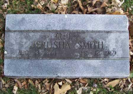 SMITH, JERUSHA - Benton County, Arkansas   JERUSHA SMITH - Arkansas Gravestone Photos