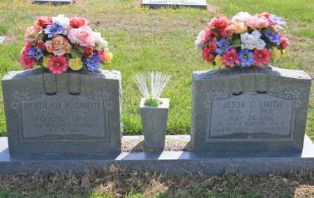 SMITH, BEAULAH BIRTHA - Benton County, Arkansas   BEAULAH BIRTHA SMITH - Arkansas Gravestone Photos