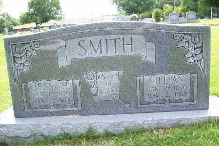 SMITH, JESS H. - Benton County, Arkansas | JESS H. SMITH - Arkansas Gravestone Photos
