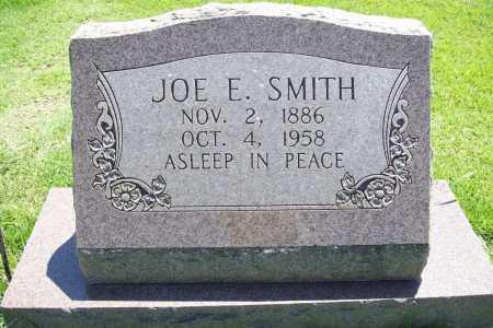 SMITH, JOE E. - Benton County, Arkansas   JOE E. SMITH - Arkansas Gravestone Photos