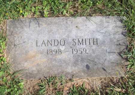 SMITH, LANDO - Benton County, Arkansas | LANDO SMITH - Arkansas Gravestone Photos