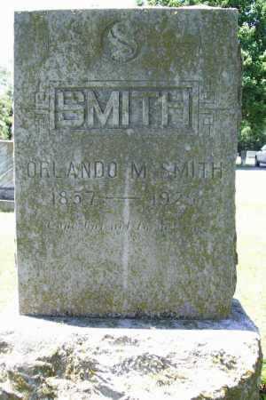 SMITH, ORLANDO M. - Benton County, Arkansas | ORLANDO M. SMITH - Arkansas Gravestone Photos