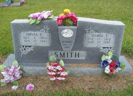 SMITH, ORVAL L. - Benton County, Arkansas | ORVAL L. SMITH - Arkansas Gravestone Photos