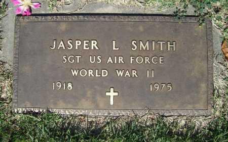 SMITH (VETERAN WWII), JASPER L. - Benton County, Arkansas | JASPER L. SMITH (VETERAN WWII) - Arkansas Gravestone Photos