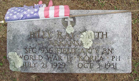 SMITH (VETERAN 2 WARS), BILLY RAY - Benton County, Arkansas | BILLY RAY SMITH (VETERAN 2 WARS) - Arkansas Gravestone Photos