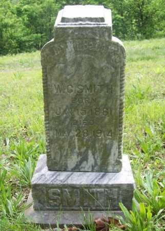 SMITH, W. C. - Benton County, Arkansas | W. C. SMITH - Arkansas Gravestone Photos