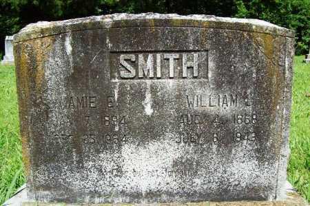 SMITH, WILLIAM J. - Benton County, Arkansas | WILLIAM J. SMITH - Arkansas Gravestone Photos