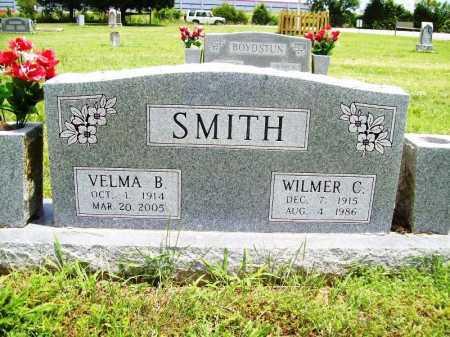 SMITH, VELMA B. - Benton County, Arkansas | VELMA B. SMITH - Arkansas Gravestone Photos