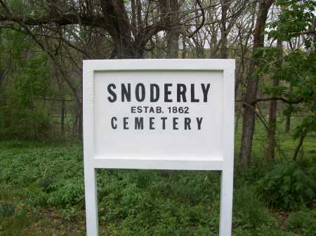 *SNODERLY CEMETERY (UNFENCED),  - Benton County, Arkansas    *SNODERLY CEMETERY (UNFENCED) - Arkansas Gravestone Photos