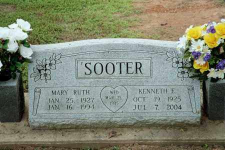 LILLARD SOOTER, MARY RUTH - Benton County, Arkansas | MARY RUTH LILLARD SOOTER - Arkansas Gravestone Photos