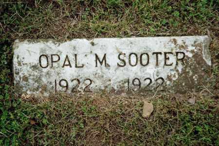 SOOTER, OPAL M. - Benton County, Arkansas   OPAL M. SOOTER - Arkansas Gravestone Photos