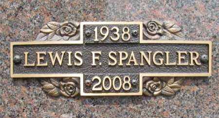 SPANGLER, LEWIS FRANK - Benton County, Arkansas | LEWIS FRANK SPANGLER - Arkansas Gravestone Photos