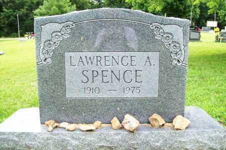 SPENCE, LAWRENCE A. - Benton County, Arkansas | LAWRENCE A. SPENCE - Arkansas Gravestone Photos