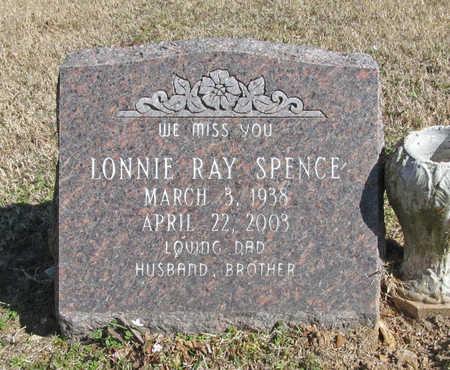 SPENCE, LONNIE RAY - Benton County, Arkansas | LONNIE RAY SPENCE - Arkansas Gravestone Photos