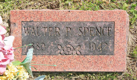 SPENCE, WALTER P - Benton County, Arkansas | WALTER P SPENCE - Arkansas Gravestone Photos