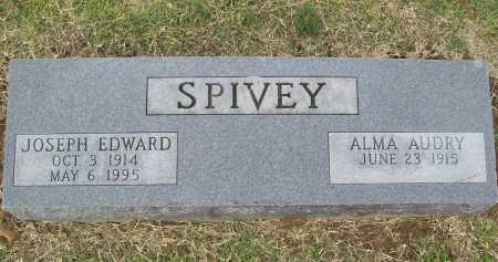 SPIVEY, JOSEPH EDWARD - Benton County, Arkansas | JOSEPH EDWARD SPIVEY - Arkansas Gravestone Photos