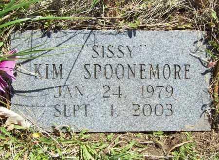 "SPOONEMORE, KIM ""SISSY"" - Benton County, Arkansas | KIM ""SISSY"" SPOONEMORE - Arkansas Gravestone Photos"
