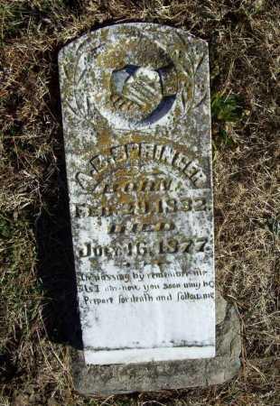 SPRINGER, A. B. - Benton County, Arkansas | A. B. SPRINGER - Arkansas Gravestone Photos