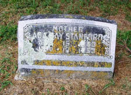 STANFORD, ADA - Benton County, Arkansas | ADA STANFORD - Arkansas Gravestone Photos
