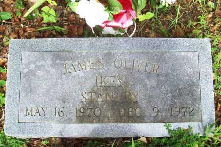STANLEY, JAMES OLIVER IKEY - Benton County, Arkansas | JAMES OLIVER IKEY STANLEY - Arkansas Gravestone Photos